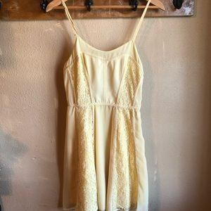 Lauren Conrad Spaghetti strap dress size 2